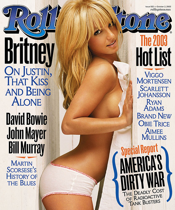 Greatest cover girls of modern times