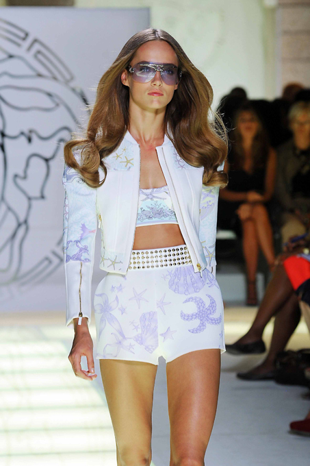 Milan Fashion Week: Versace S/S 2012