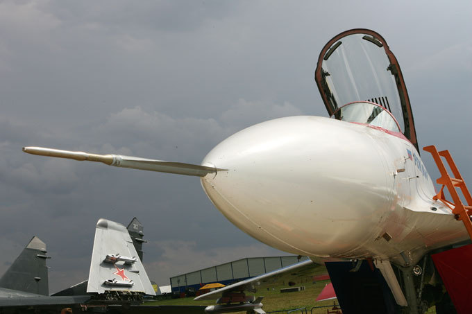 MiG-29: Designed for superiority role in USSR