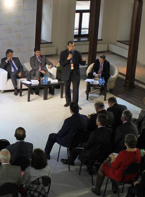 Golden Ring industrial forum in Ivanovo