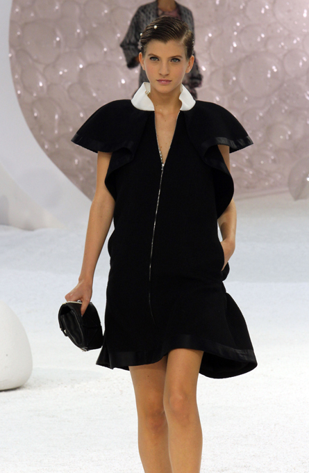 In Paris with Chanel: S/S 2012
