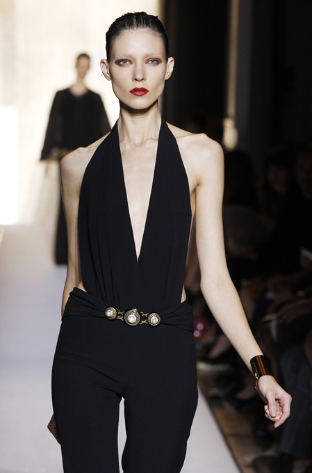 Cold spring by Yves Saint Laurent
