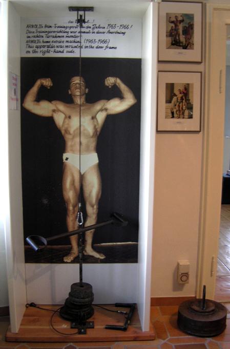 Schwarzenegger opens his own museum