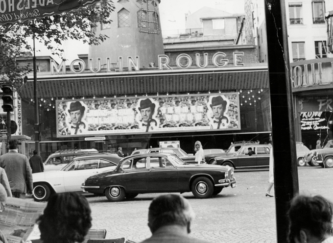 Moulin Rouge: Birthplace of can-can dance