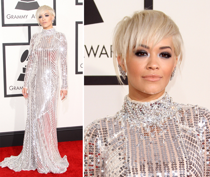 Grammy Awards 2015: The Red Carpet
