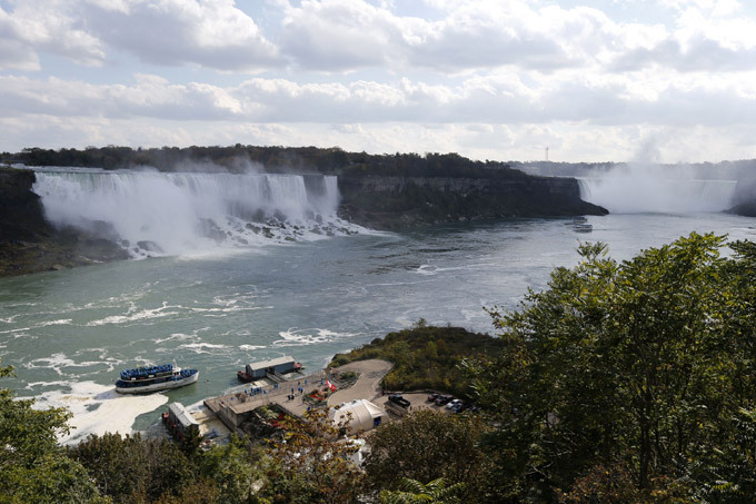 Niagara Falls to die in 50K years