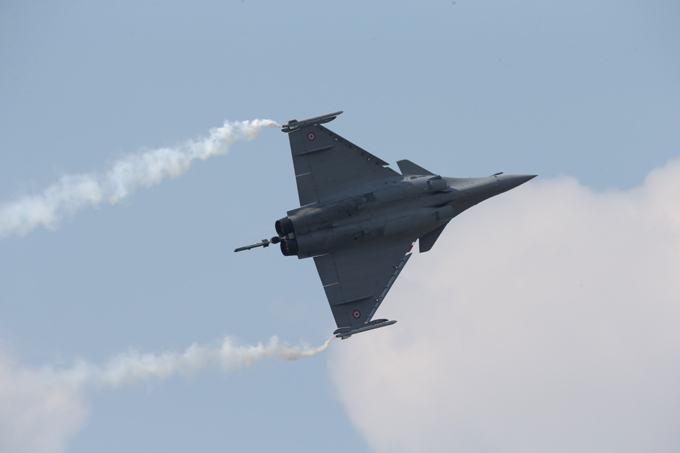 Rafale in action