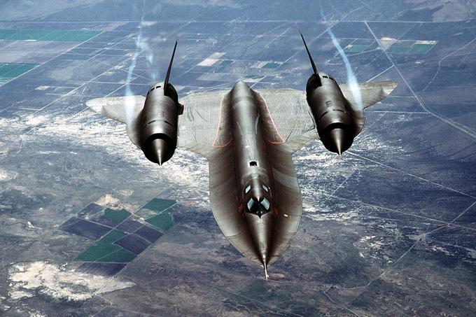 Fastest aircraft built by man