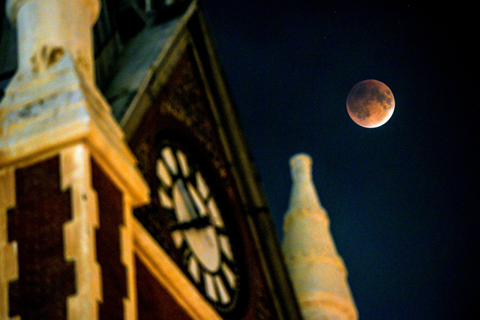 Supermoon lunar eclipse: Next one in 2033