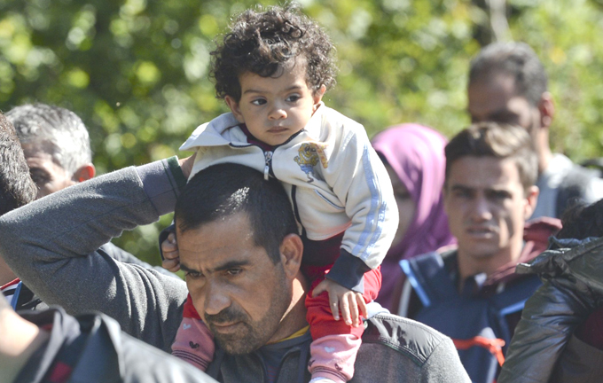 Refugee crisis in Europe far from being over
