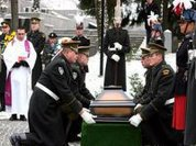 Napoleon's soldiers are buried again after 200 years