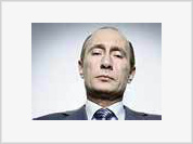 Putin's picture for Time becomes Best Portrait at World Press Photo 2007