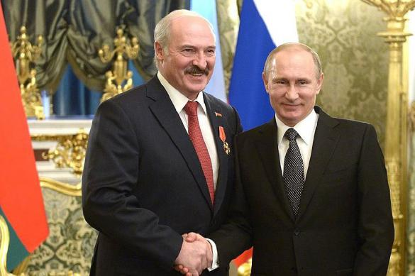 Lukashenko and Putin reaffirm 20 years of their friendship