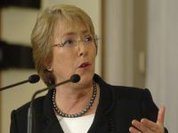 Michelle Bachelet: Time for action