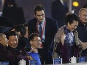 Putin, China's First Lady and that blanket: Cross-cultural difference?