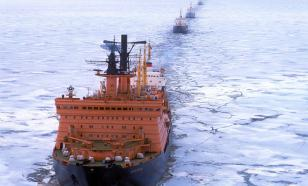 Russia builds world's largest icebreaker fleet