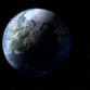 Earth to stretch sideways and then turn into a cold star