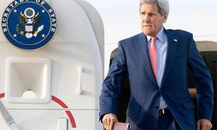 Kerry comes to Moscow to talk to Putin