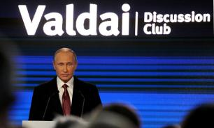 Putin tells the West of its own problems
