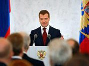 Medvedev: Future generations are the top priority