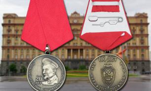 Russia brings Felix Dzerzhinsky back on KGB medals