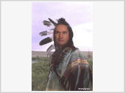 Magic power of American Indians
