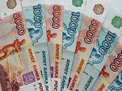 Russian ruble cries as Ukraine sells itself to IMF