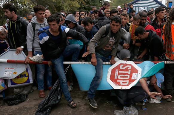 Georgia to take EU migrants for visa-free regime?