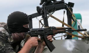 Ukraine attacks militia at Sea of Azov