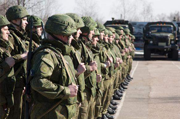Putin: Russia will abjure conscription service in a short while