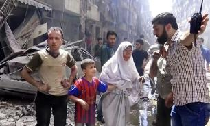 Doctors confirm use of chemical weapons in Aleppo fightings