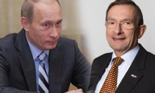 Former Shell CEO admits to spreading lies about meeting with Putin