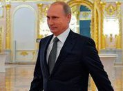 Putin has absolutely no competitors inside Russia