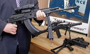Russia gives 5,000 Kalashnikovs to Philippines for free