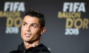 Cristiano Ronaldo says Russia brings him luck