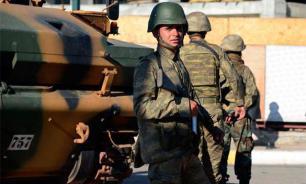 Turkey prepares new war?