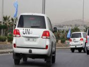 UN observers report from Syria