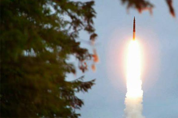 Russia strikes with its new hypersonic missile