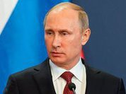 Putin: You can't blame Moscow for what Kiev refuses to do