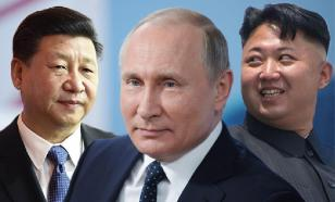 Breaking news: Putin to hold secret meeting with China's Xi Jinping and DPRK's Kim Jong-un