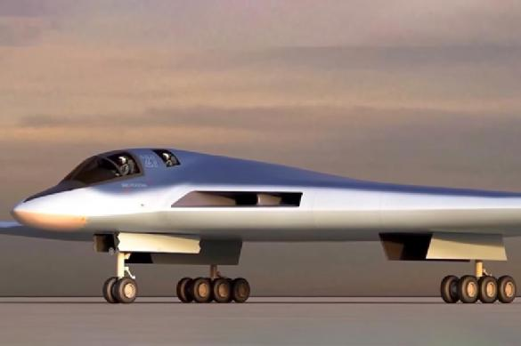 Russia's new bomber aircraft PAK DA will be protected from all types of weapons