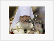 Western world attacks Russia's new Patriarch for his anti-Western remarks