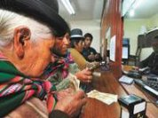 Latin America: Pensioners are best treated in Bolivia