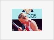 New Russian tennis star