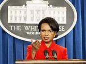 Condoleezza Rice dumps Uzbekistan