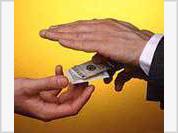 Russians spend $36 billion on bribes