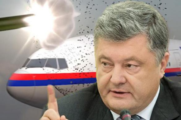 Ukrainian officials claim it was President Poroshenko, who ordered to shoot down Flight MH17