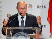 Putin speaks his mind on G7, sanctions and Russia's influence
