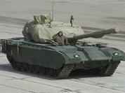 Russia to develop new anti-aircraft artillery system on Armata tank chassis
