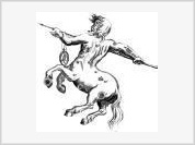 Centaurs appeared after copulation between humans and animals